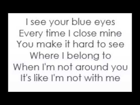 Colbie Caillat - I Never Told You (Lyrics)