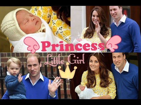 ROYAL BABY: This is the name given to the twins of Kate and William - A very impressive name