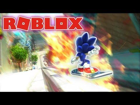 GOTTA GO FAST in ROBLOX!
