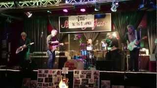 Eddie and the Showman Tribute - Mr Rebel (Live 2013)