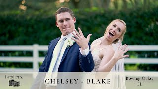 All weddings should be this stress free! | UPBEAT, FUN WEDDING VIDEO | Bowing Oaks Plantation