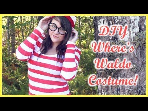 DIY: Where's Waldo Costume!