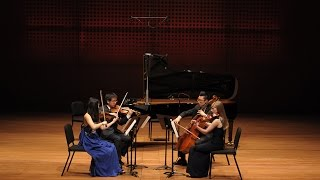 Grieg: Quartet in G minor, Op. 27, I. Un poco andante