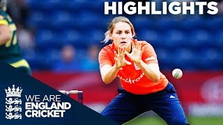 vuclip England Women beat Pakistan by 35 runs to seal T20 Series