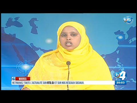 Journal en Somali du 08/02/2021