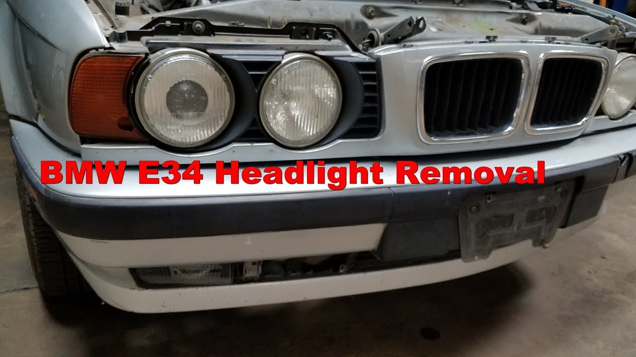 Wiring Diagram For Bmw E34