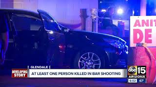 At least one dead in Glendale bar shooting