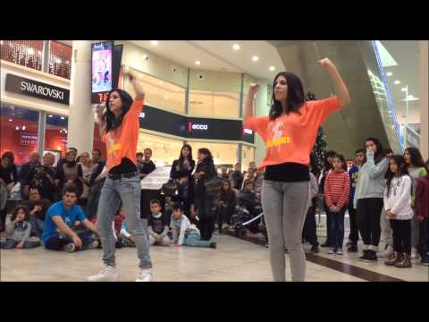 Just Dance 2015 - Built for This (Dance Style Crew Cyprus)
