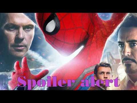 [SPOILER ALERT] Spider-Man: Ho...