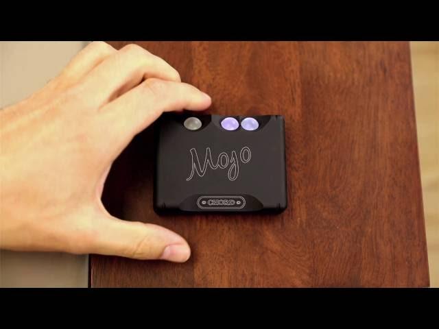 Chord Mojo - DAC headphone amplifier