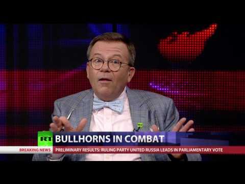 CrossTalk: Bullhorns in Combat