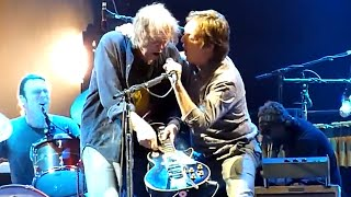Neil Young & Paul McCartney A Day In The Life(In HD)
