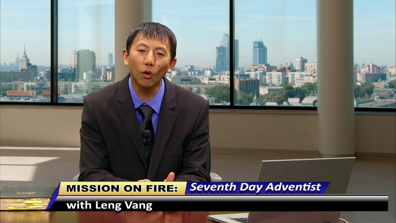MISSION ON FIRE: The work of Jesus after Calvary with Leng Vang.
