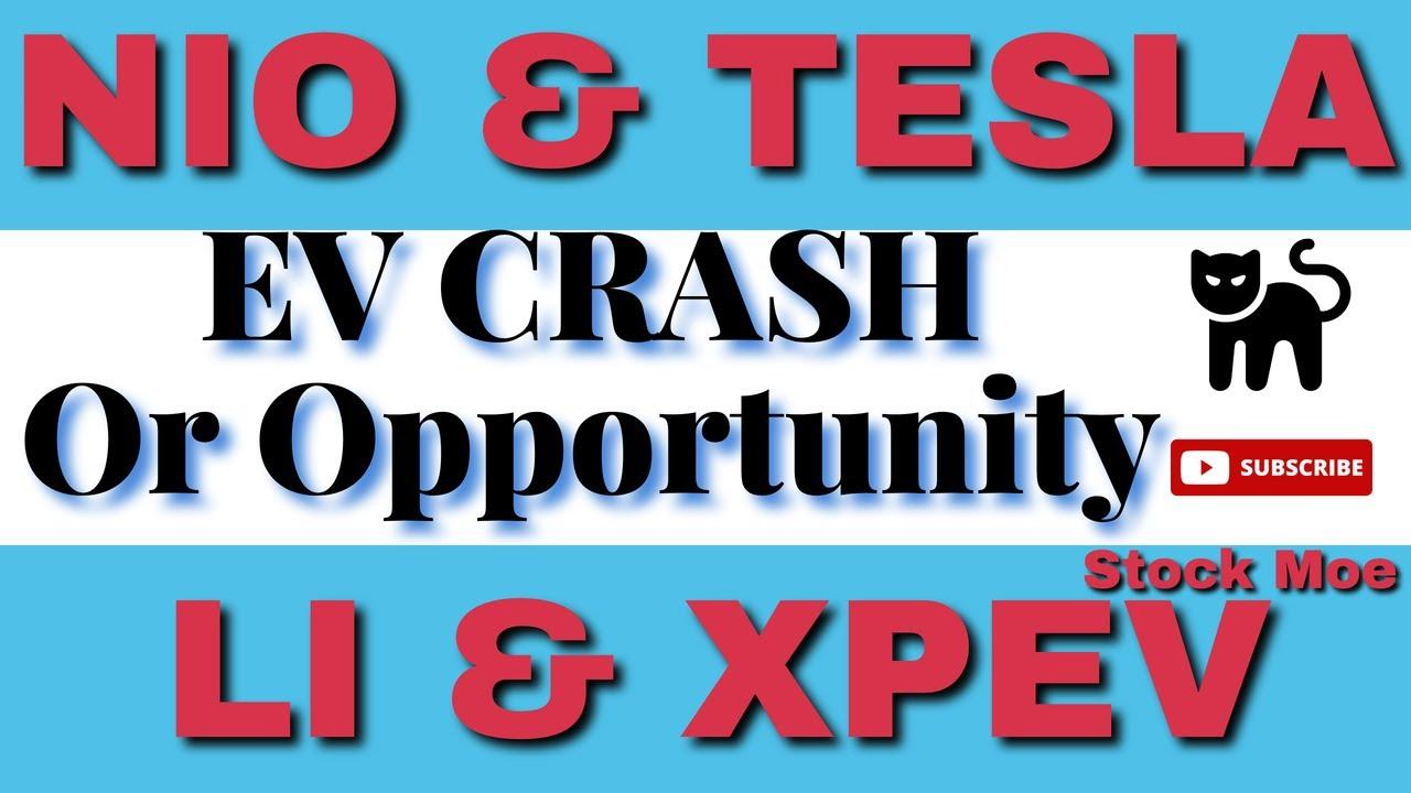 Download EV MARKET CRASH Or EV OPPORTUNITY Tesla And NIO Stock Price Prediction