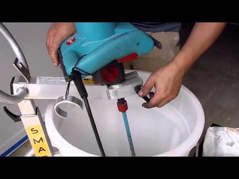Collomix cement mixer - Smart Mixx
