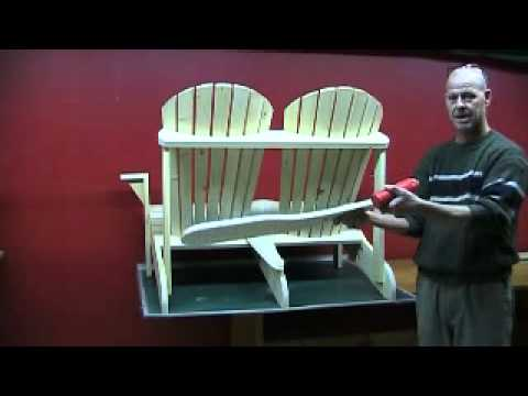 Bear Chair BC800 Loveseat Assembly(5/6)