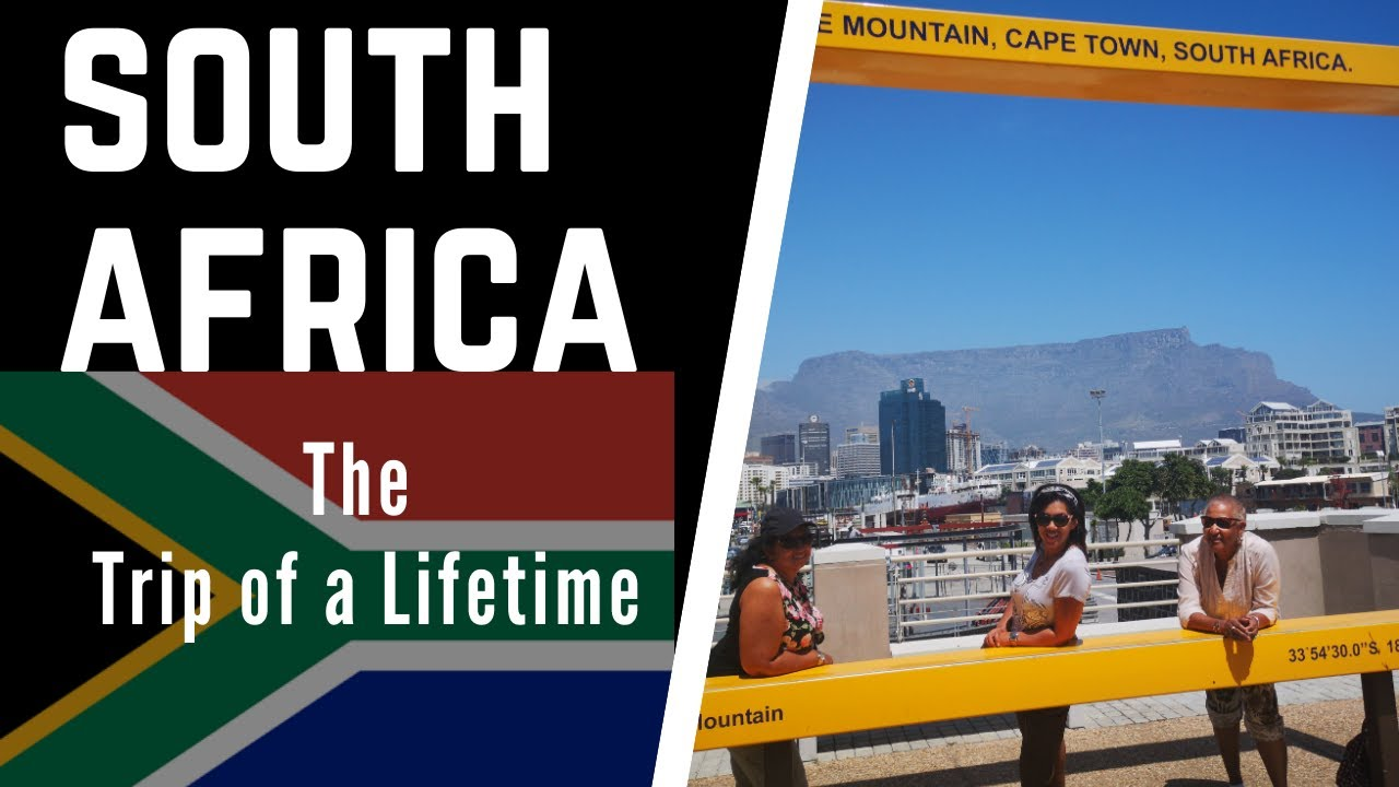 Travel From London To South Africa 2019