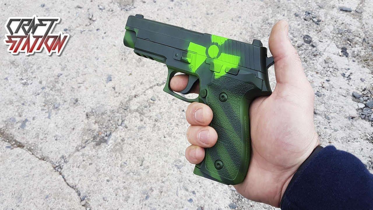 Как покрасить SIG Sauer P226  | Nuclear Threat CS:GO