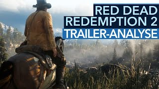 Red Dead Redemption 2 - Trailer-Analyse: Hatten die Leaker recht?