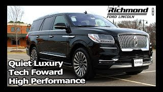 2018 Lincoln Navigator Review: The New Flagship SUV