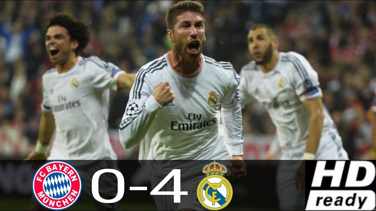 Bayern München Real Madrid Live Ticker