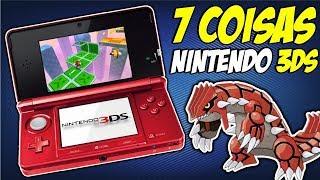 7 COISAS SOBRE O NINTENDO 3DS   CURIOSIDADES DE CONSOLES