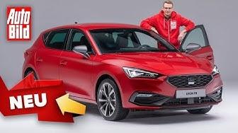 Seat Leon (2020): Neuvorstellung - Sitzprobe - kompakt - Infos