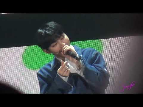 Free Download 190309 Yoon Jisung In Taipei - Clover Mp3 dan Mp4