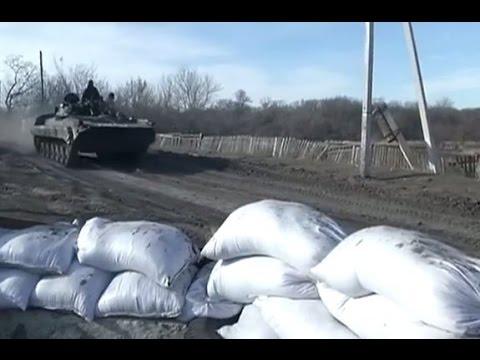 На Луганщине вблизи Трехизбенки возникали перестрелки