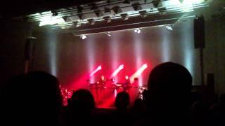 Schiller - Lichtwerk Klangwelten 2011 Tour - Osnabrück Stadthalle