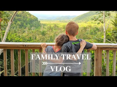 Family Travel Vlog – Welcome to Traveling Graces!!
