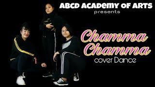 Chamma Chamma||Neha Kakkar||Easy Dance choreography||Dance cover