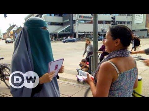 Denmark bans full-face veils | DW English