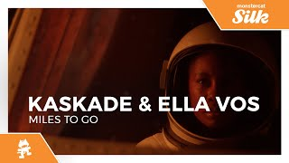 Kaskade & Ella Vos - Miles To Go [Monstercat Official Music Video]