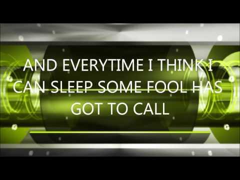 Don't Ask Me No Questions - Chris Cagle Lyrics