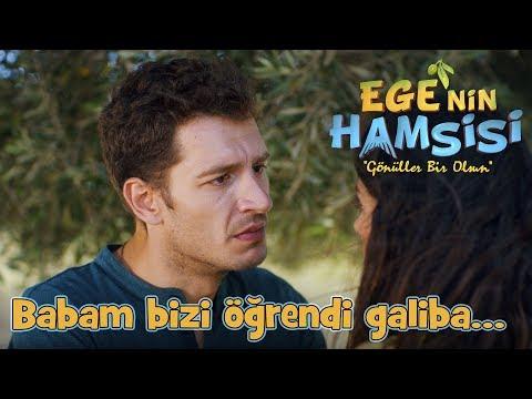 Zeynep'in korkusu Deniz'in kaçışı! - Ege'nin Hamsisi 10.Bölüm
