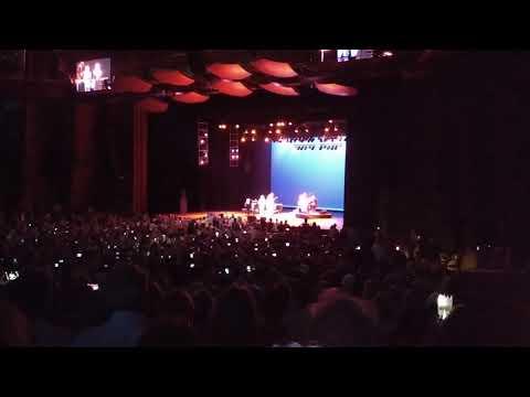 Tony Bennett concert, suprise guest Lady Gaga!