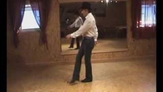 Line Dance: Hearts And Flowers