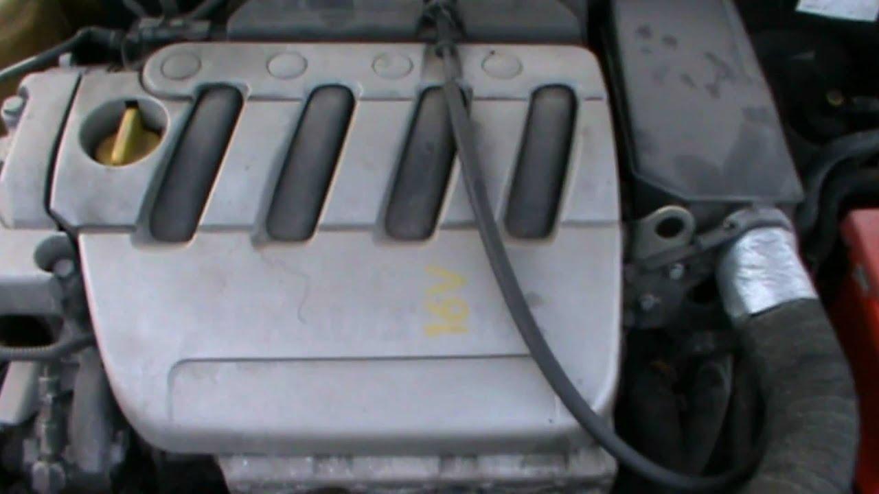 2002 Renault Megane Coupé Sport Way 16 16V Review,Start