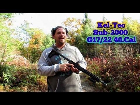 Kel-Tech Sub-2000 G17/22 40.cal