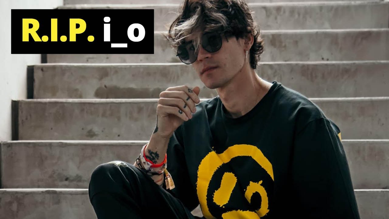 i_O, Electronic DJ and Producer, Dies at 30