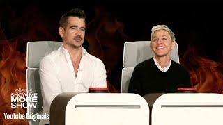 Colin Farrell and Ellen Answer Ellen's Burning Questions thumbnail