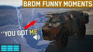Funny BRDM PUBG Moments
