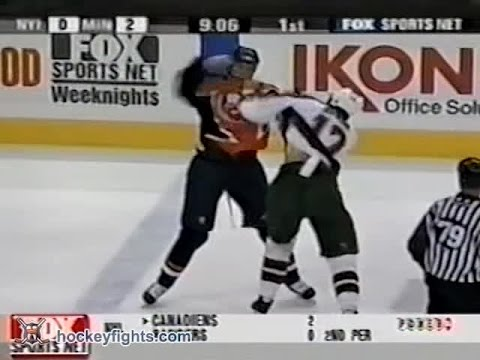 Eric Cairns vs Matt Johnson Dec 19, 2002