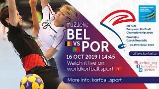 IKF U21 EKC 2019 BEL - POR