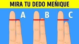 La forma de tus dedos determina tu tipo de personalidad y riesgos de salud