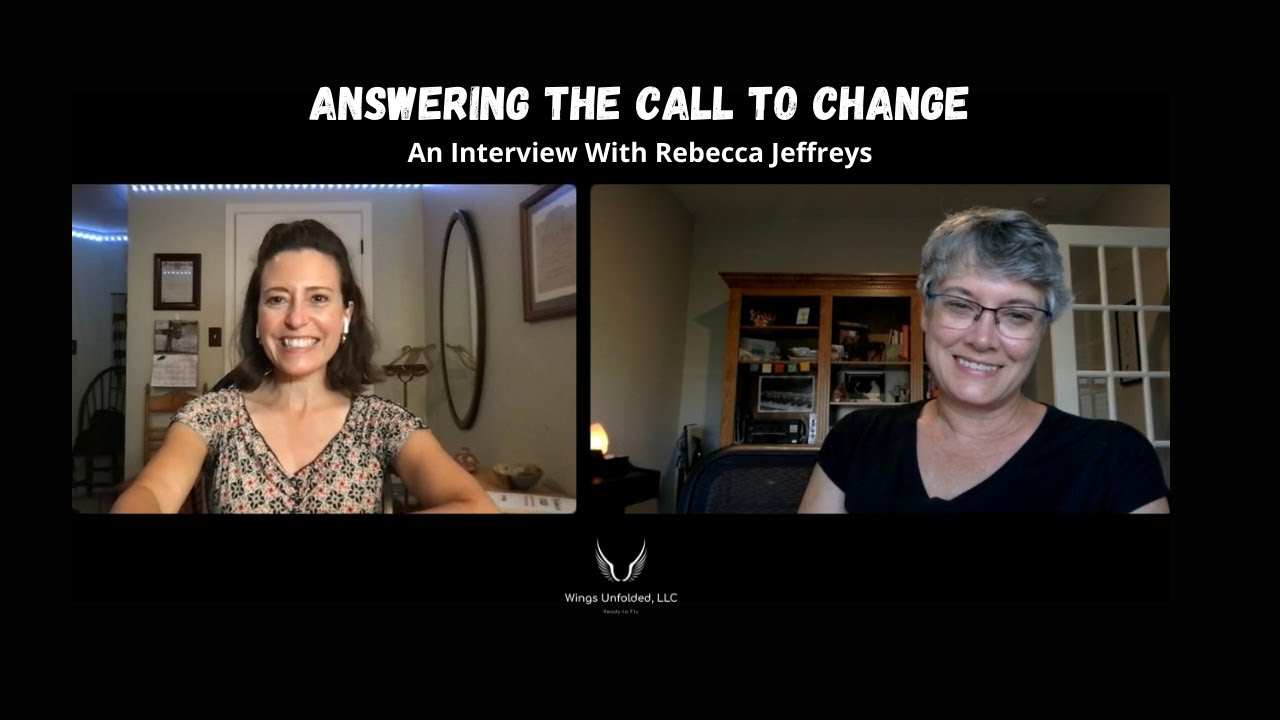 Answering the Call to Change: An Interview with Rebecca Jeffreys