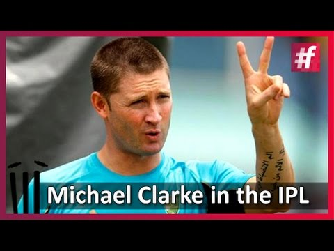 #fame cricket -​​ Michael Clarke in the IPL : Out of the Box with Harsha Bhogle
