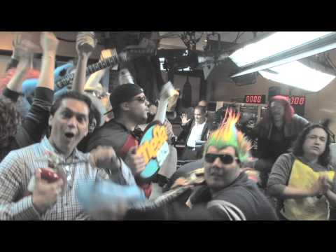 My job is funny... by Harlem Shake @ 97.9FM NYC.
