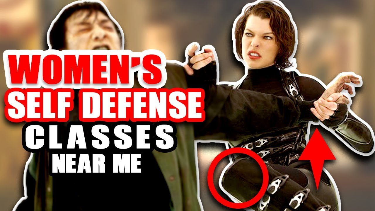 Women's Self Defense Classes Vancouver - Self Defence for Women